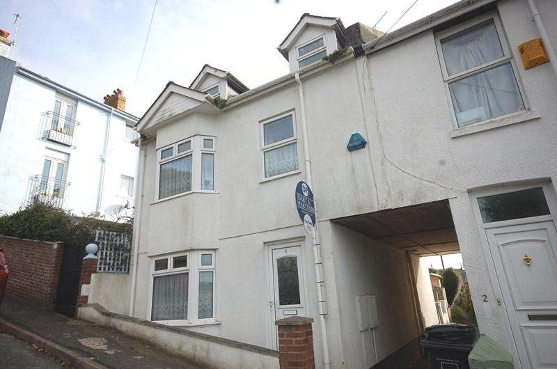 5 Bedrooms Semi Detached House for sale in Teignmouth
