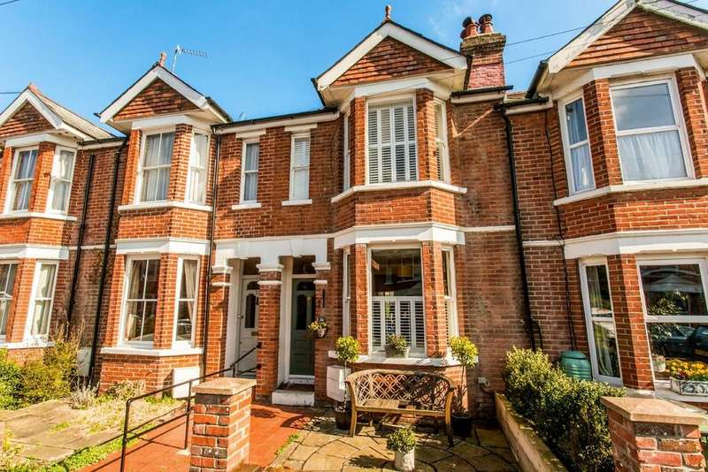 3 Bedrooms Terraced House for sale in St. Faiths Road, Winchester, SO23