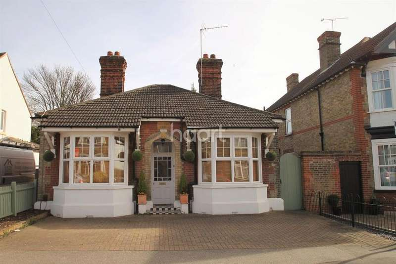 2 Bedrooms Bungalow for sale in Park Avenue, Chelmsford