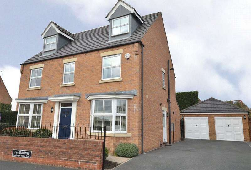 6 Bedrooms Detached House for sale in Pavilion Way, Wakefield, West Yorkshire
