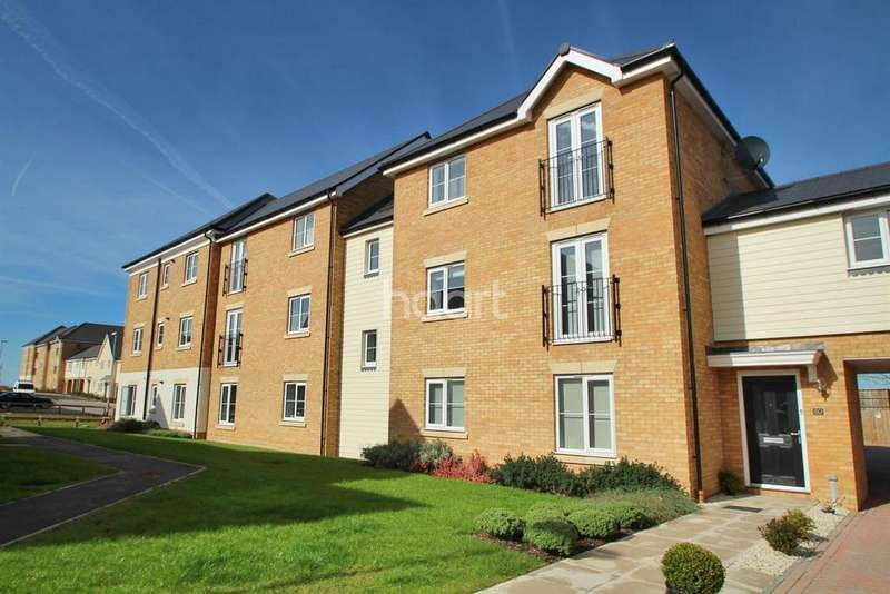 1 Bedroom Flat for sale in Warwick Crescent, Basildon