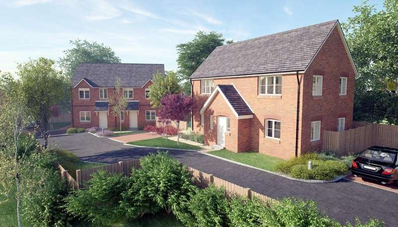 3 Bedrooms Detached House for sale in Greyhound Close, Boney Road Road, Burntwood