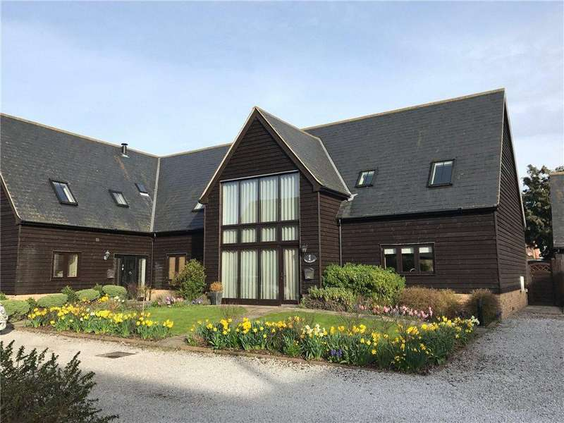 4 Bedrooms Barn Conversion Character Property for sale in Elm Tree Farm Close, Pirton, Hitchin, Hertfordshire