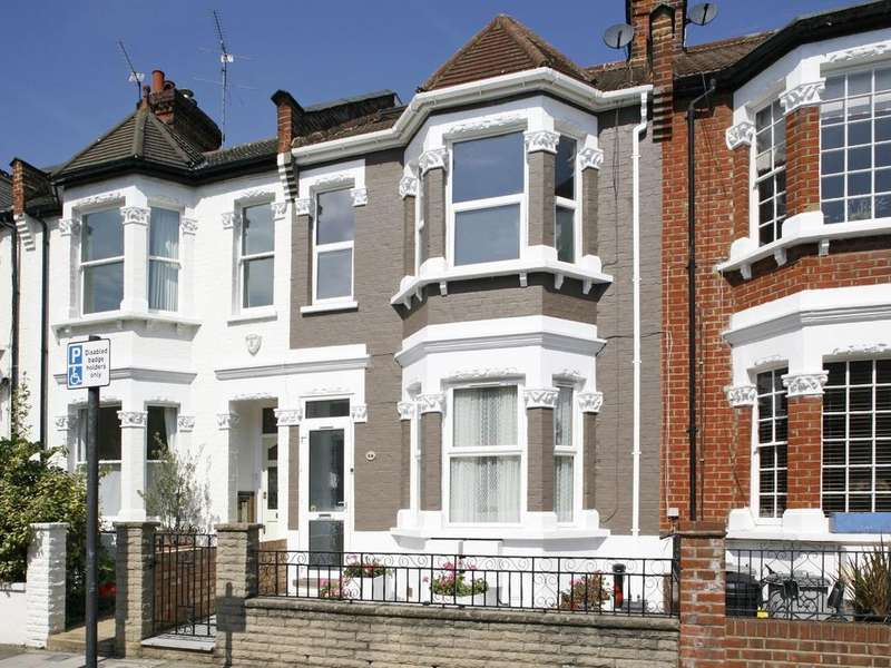 3 Bedrooms Apartment Flat for sale in Langthorne Street, London, SW6