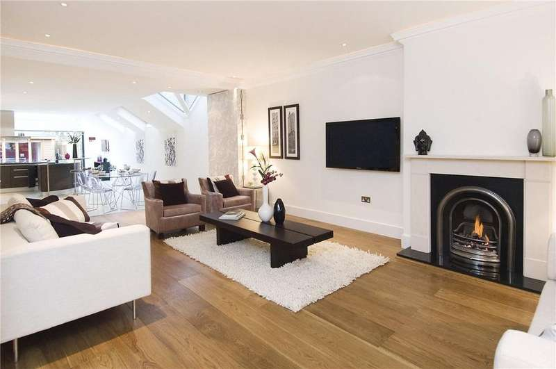 5 Bedrooms Detached House for sale in Langthorne Street, London, SW6