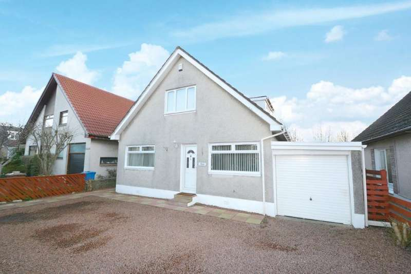 4 Bedrooms Detached Villa House for sale in 2 Berchem Place, Saltcoats, KA21 5NX