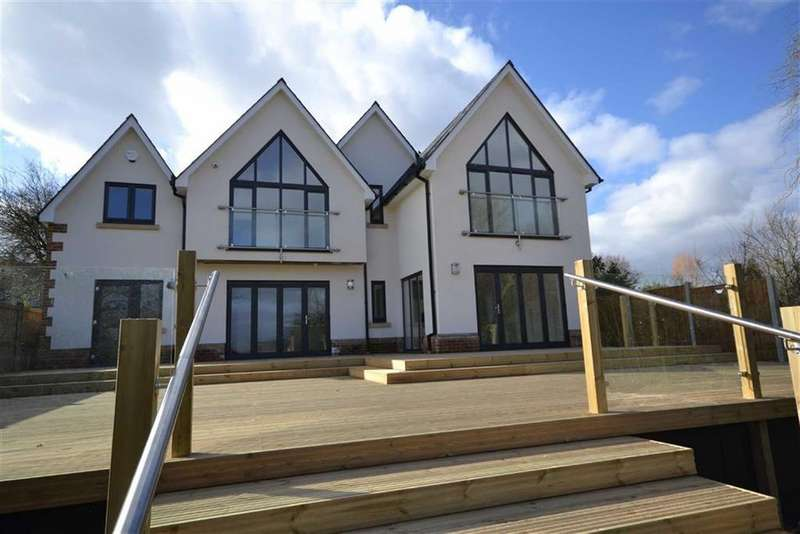 5 Bedrooms Detached House for sale in North Hill, Little Baddow, Essex