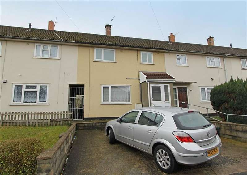 3 Bedrooms Terraced House for sale in Pawlett Road, Hartcliffe, Bristol