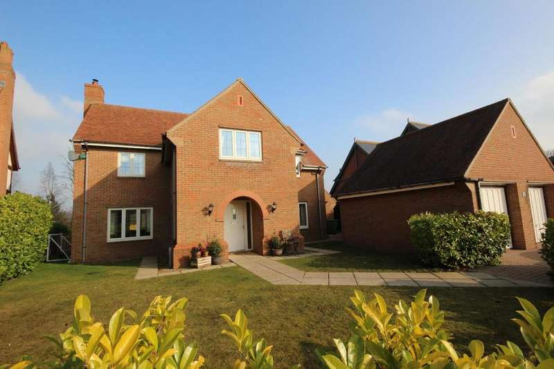 4 Bedrooms Detached House for sale in Black Wood, Wynyard