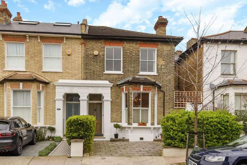 3 Bedrooms Semi Detached House for sale in Ashbourne Grove, East Dulwich, SE22