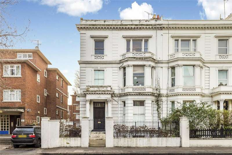 3 Bedrooms Flat for sale in Holland Road, West Kensington, London, W14