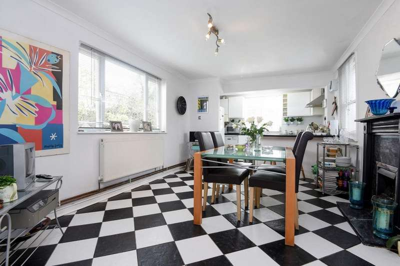 2 Bedrooms Flat for sale in St. Johns Park Blackheath SE3