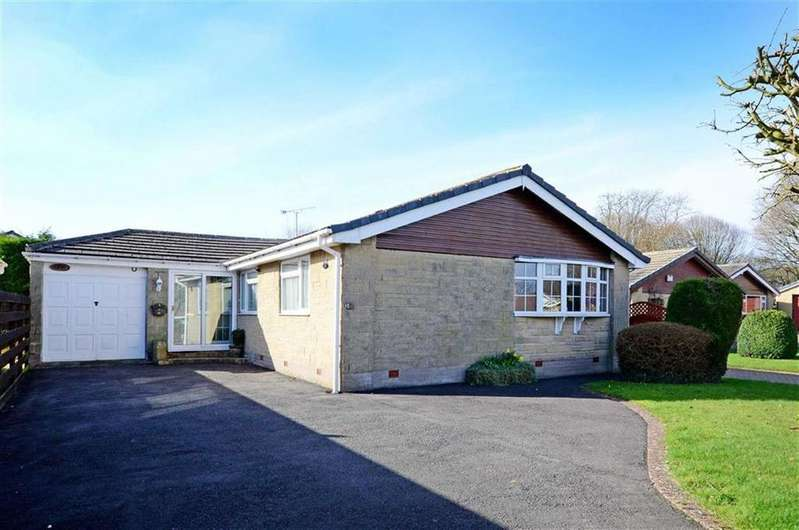 3 Bedrooms Bungalow for sale in 1, Rydal Close, Dronfield Woodhouse, Dronfield, Derbyshire, S18