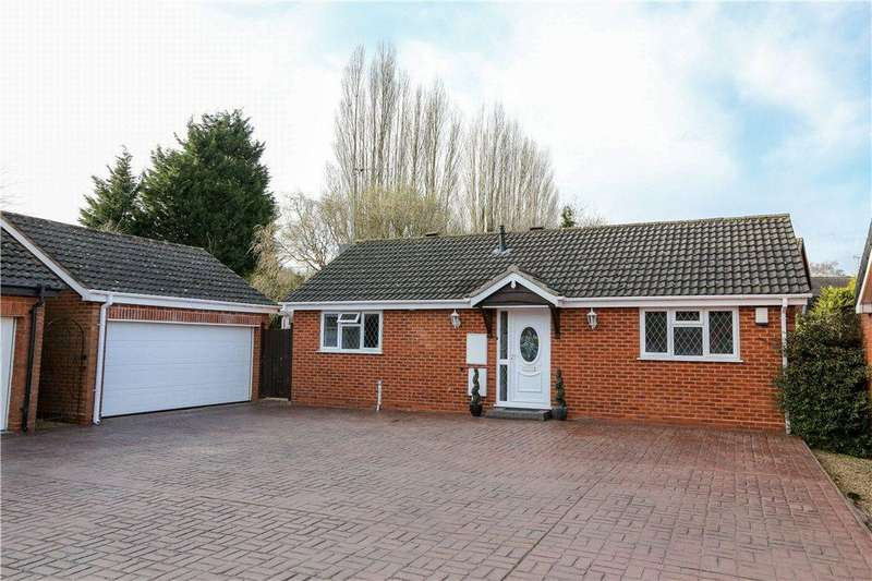 2 Bedrooms Detached Bungalow for sale in Poplar Close, Catshill, Bromsgrove, B61