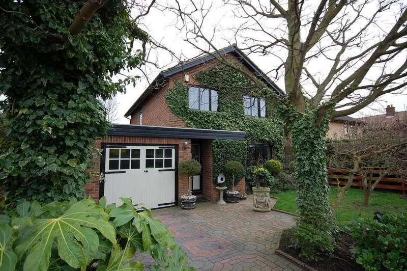 4 Bedrooms Detached House for sale in Ellis Way, Broomfield, Herne Bay