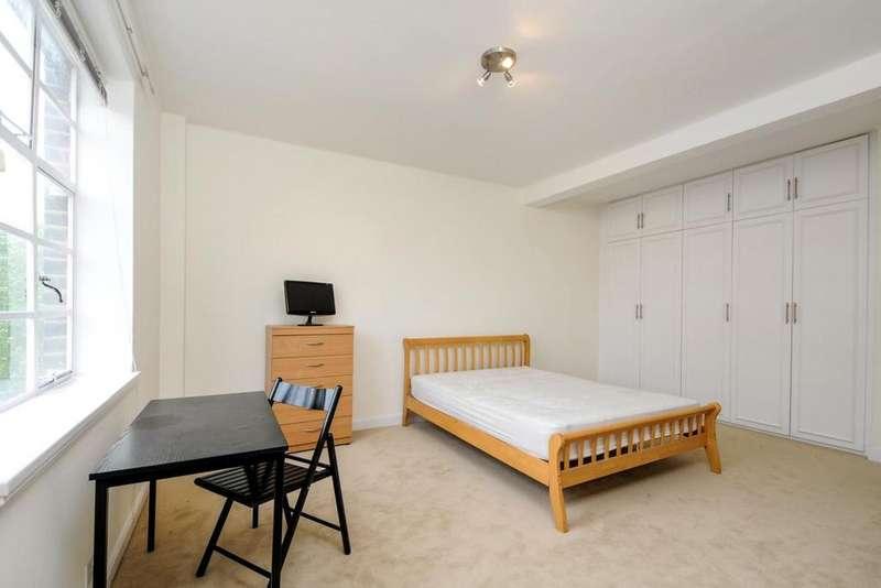2 Bedrooms Flat for sale in Hamlet Gardens, Hammersmith, W6