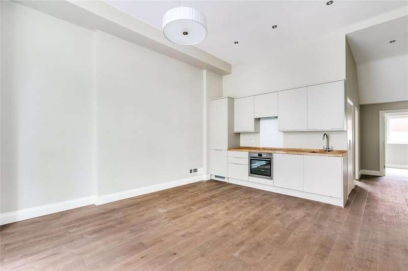 2 Bedrooms Flat for sale in Hatherley Grove, Bayswater, London