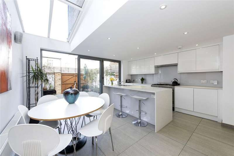 5 Bedrooms Terraced House for sale in Ashmere Grove, Brixton, London, SW2