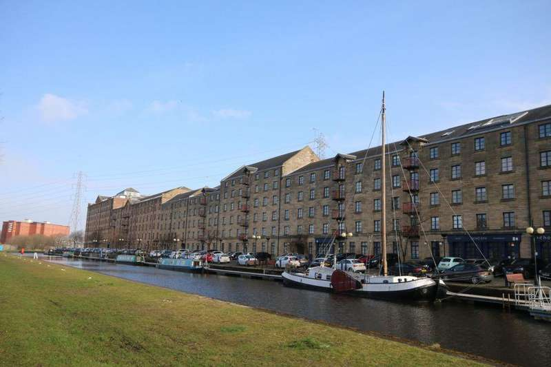 2 Bedrooms Flat for sale in Flat 18, 22 Speirs Wharf, Port Dundas, Glasgow, G4 9TB