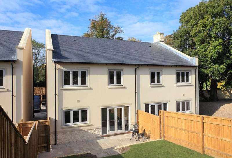 4 Bedrooms Semi Detached House for sale in 4 The Mews, Bybrook View, Corsham, Wiltshire, SN13