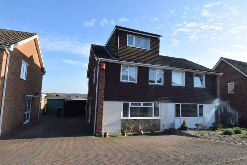 4 Bedrooms Semi Detached House for sale in Cedar Road, Canterbury