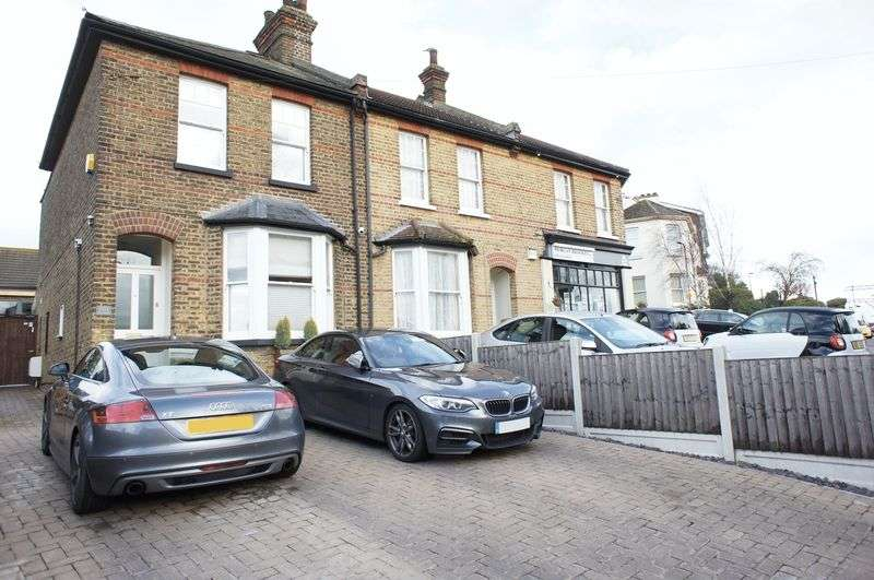 2 Bedrooms Terraced House for sale in High Street, South Benfleet