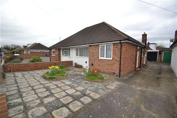 2 Bedrooms Bungalow for sale in Bedfont Close, Bedfont