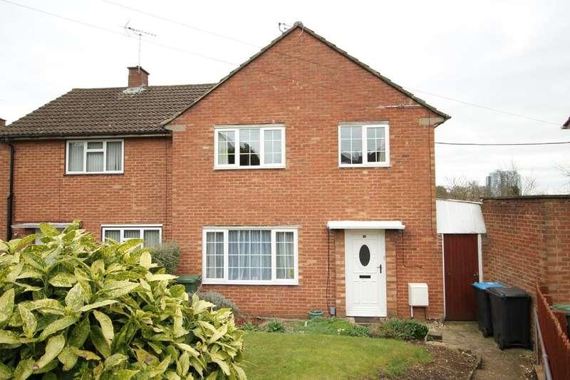 3 Bedrooms Semi Detached House for sale in Boxmoor, Hemel Hempstead