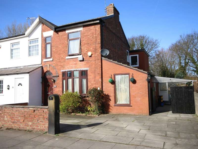 3 Bedrooms Semi Detached House for sale in Shaws Road, Birkdale, Southport