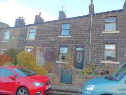 2 Bedrooms Terraced House for sale in Winewall Lane, Winewall, Colne, Lancashire, BB8