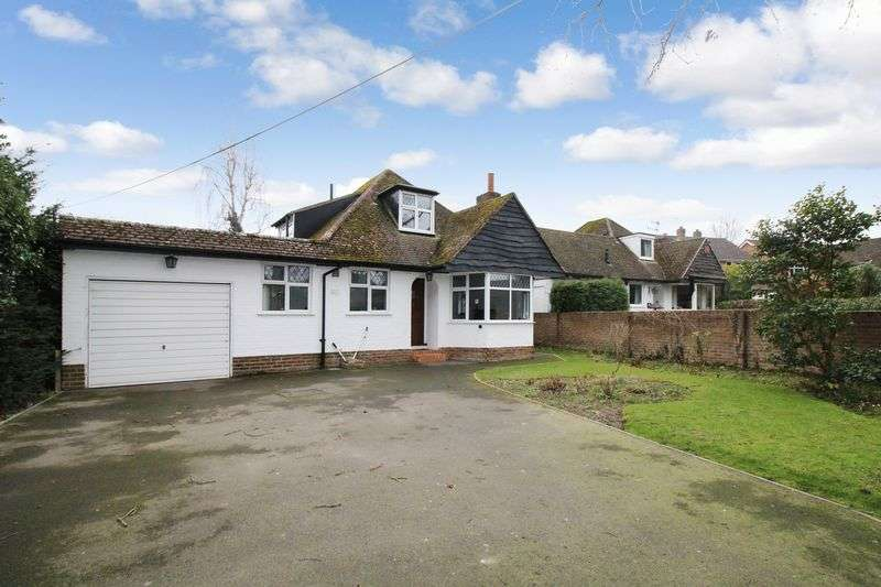 3 Bedrooms Detached Bungalow for sale in Tinsley Lane, Crawley