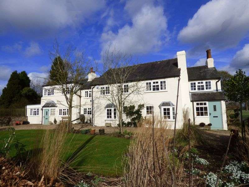 5 Bedrooms Detached House for sale in Potter Row