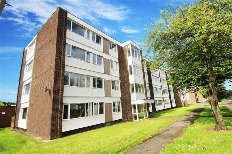 2 Bedrooms Flat for sale in Boston Court, Forest Hall