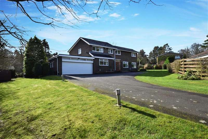 4 Bedrooms Property for sale in Edge Hill, Darras Hall, Ponteland