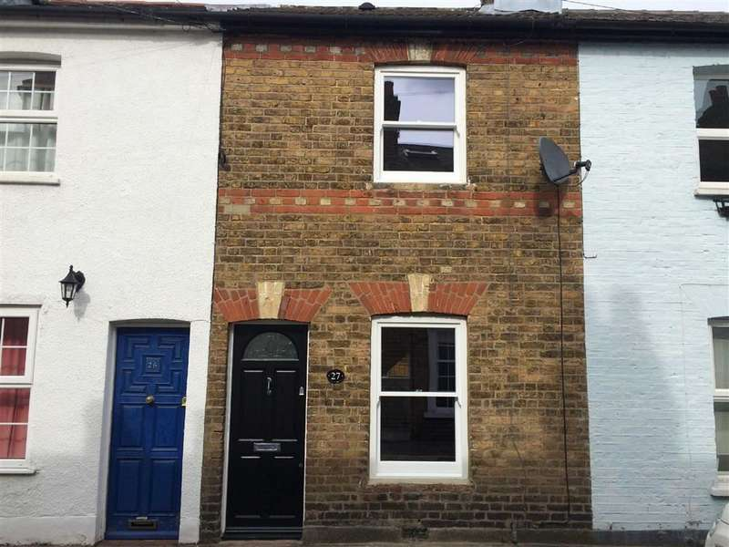 2 Bedrooms Terraced House for sale in Plymouth Road, Bromley