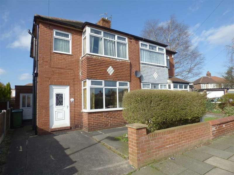 3 Bedrooms Property for sale in Scholes Drive, New Moston, Manchester, M40