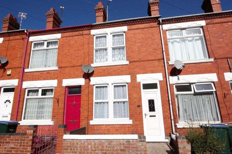 2 Bedrooms Terraced House for sale in Kingston Road, Earlsdon