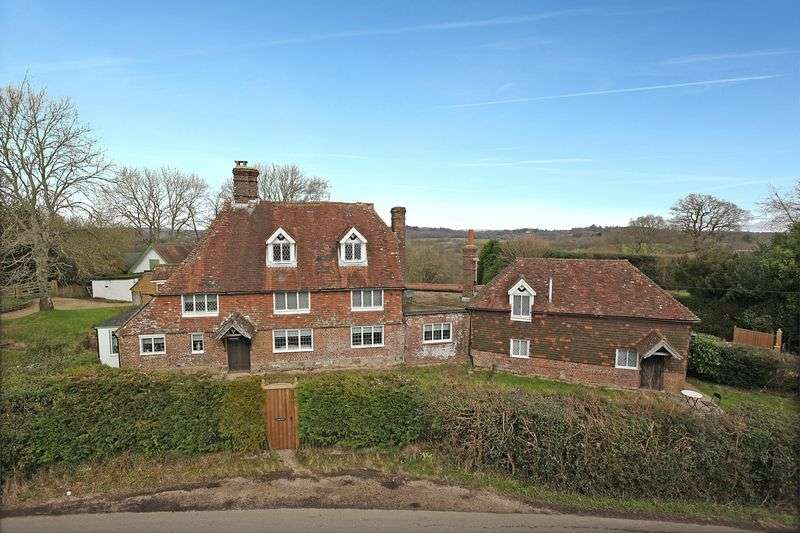 6 Bedrooms Detached House for sale in Butchers Cross, Mayfield, East Sussex