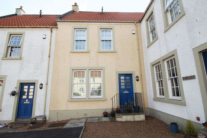 2 Bedrooms Terraced House for sale in The Cross, West wemyss