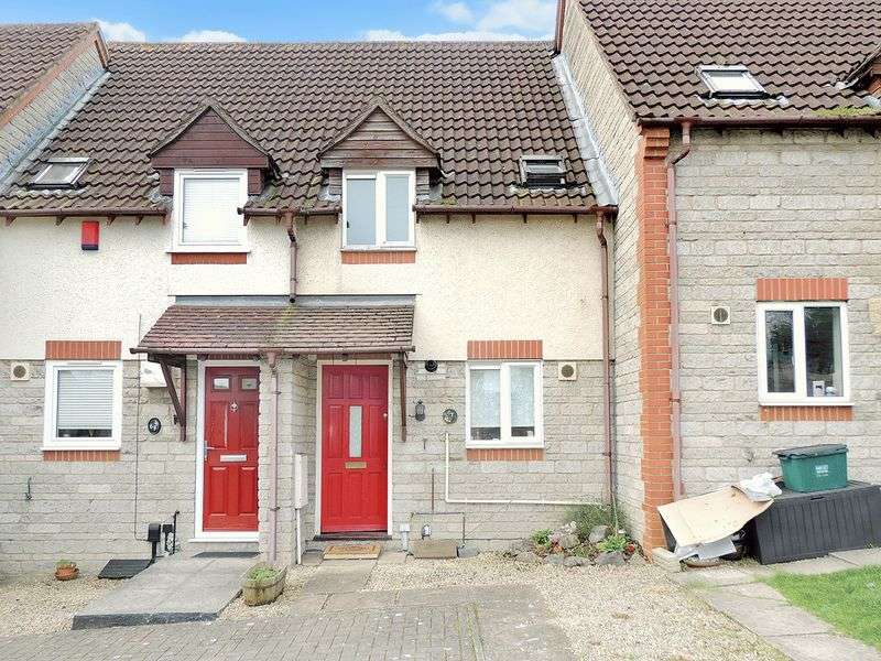 2 Bedrooms Terraced House for sale in Muirfield, Warmley, Bristol