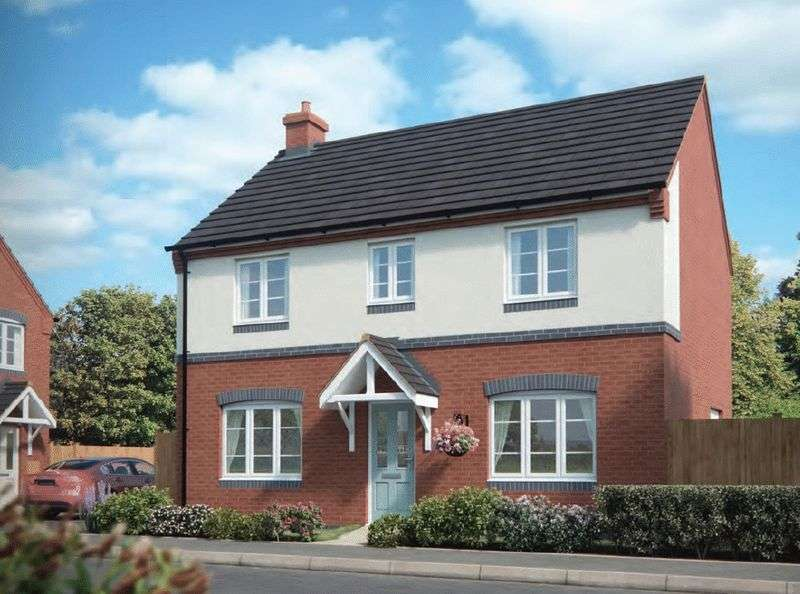 3 Bedrooms House for sale in The Appledore, Devereux Grange, Great Haywood