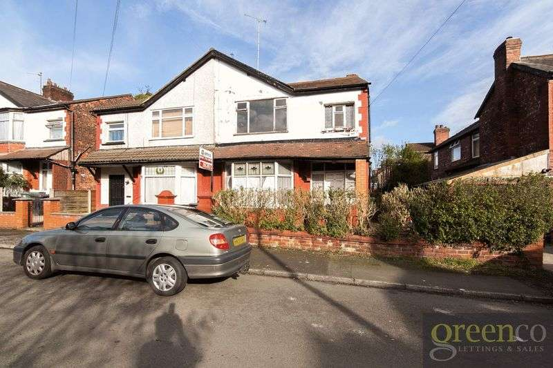3 Bedrooms Semi Detached House for sale in Sedgley Avenue, Manchester