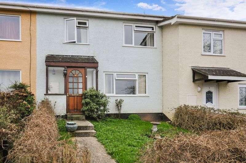 3 Bedrooms Terraced House for sale in Hope Walk, Totnes