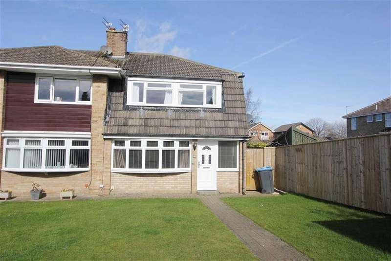 3 Bedrooms Semi Detached House for sale in Linwood Avenue, Stokesley