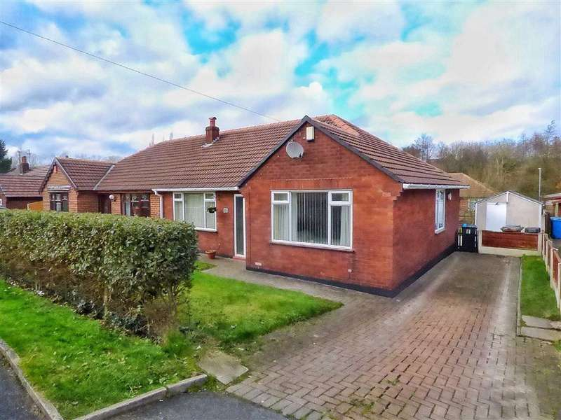 3 Bedrooms Semi Detached Bungalow for sale in Valley New Road, Royton, Oldham, OL2