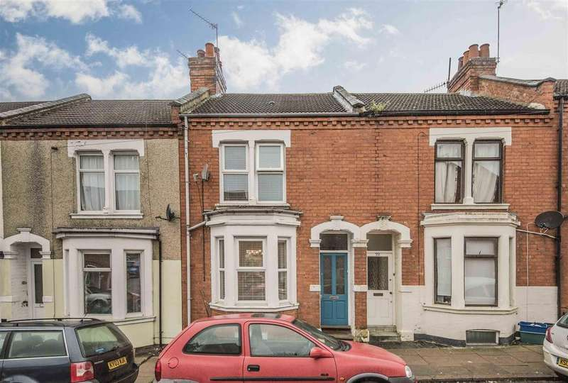 3 Bedrooms Terraced House for sale in Monks Park Road, Northampton