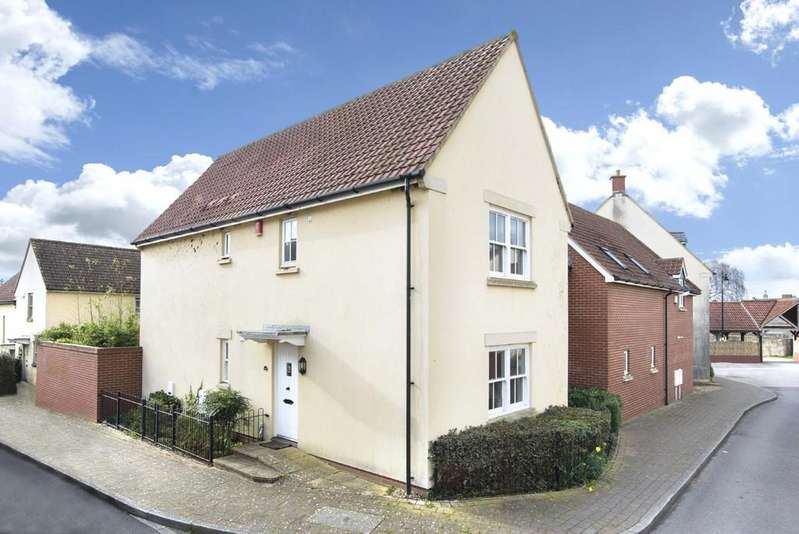 4 Bedrooms Link Detached House for sale in The Old Brewery, Rode