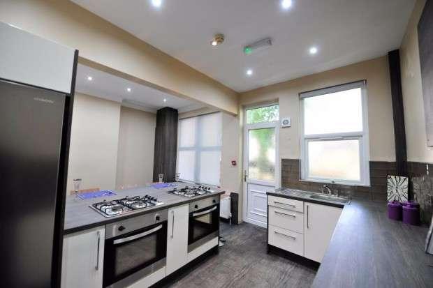 6 Bedrooms Terraced House for rent in St. Michaels Terrace, Leeds, LS6