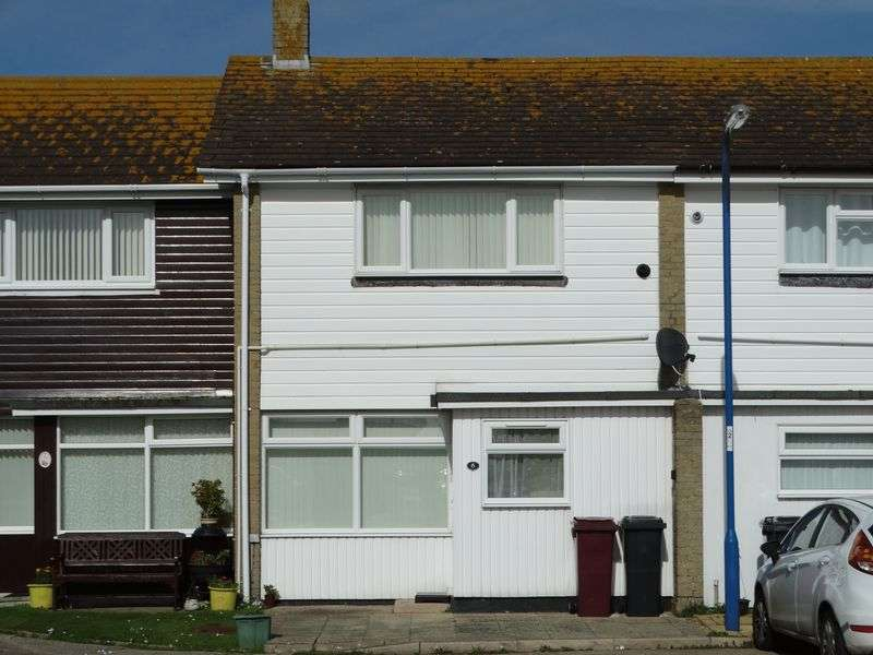 2 Bedrooms Terraced House for sale in Turner Way, Selsey