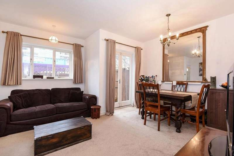 2 Bedrooms Semi Detached House for sale in Pelham Road, Wimbledon, SW19